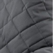 Extreme Lounging b-bag mighty-b Grey - Quilted