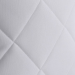 Extreme Lounging b-box Quilted White
