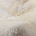 Extreme Lounging b-bag mighty-b White - Sheepskin 'FUR'