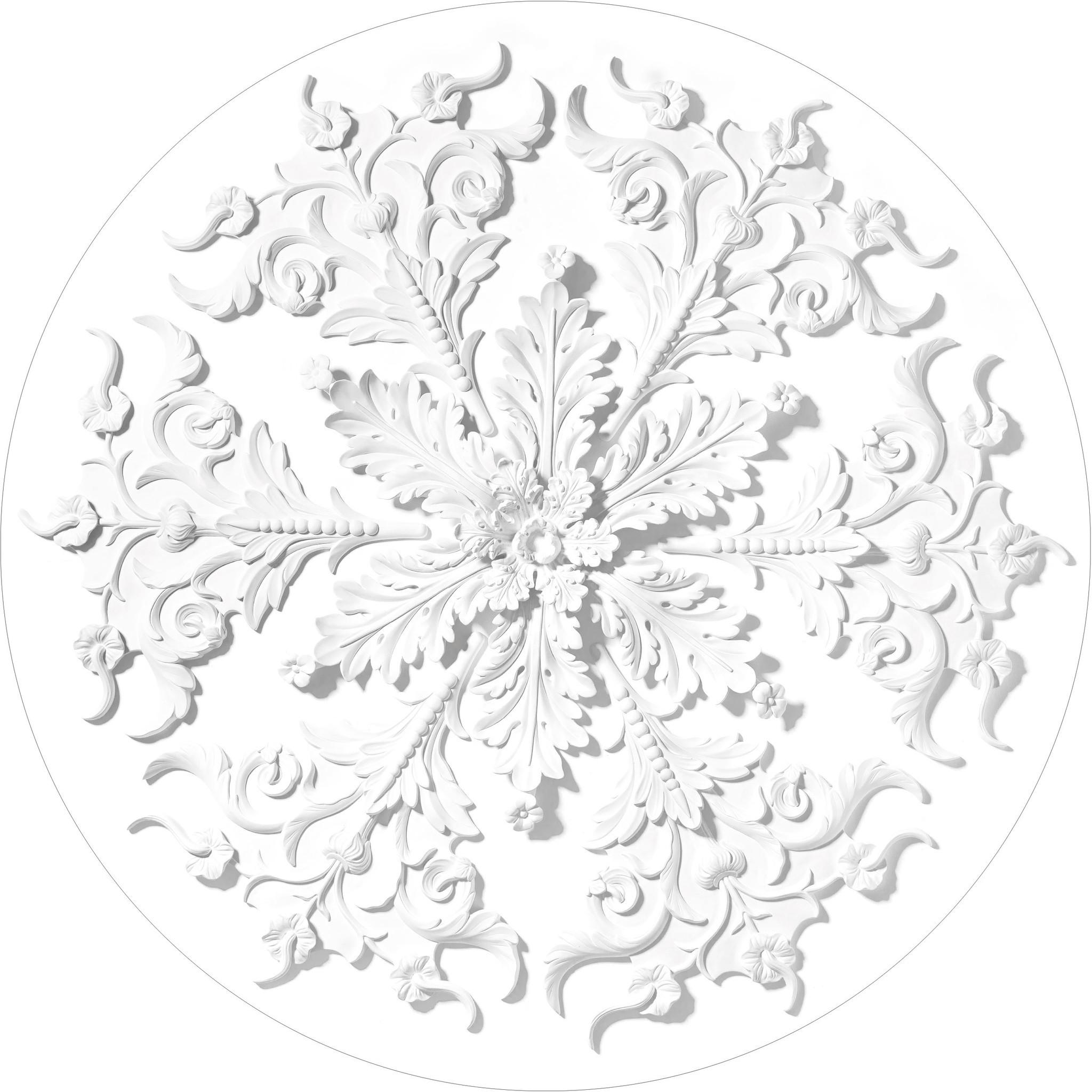 KEK Wallpaper Circle, Behangcirkel Ornaments, ø 190 cm-8719743888043-318