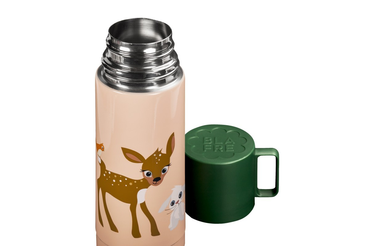 Blafre drinkfles hert and konijn thermisch 350ml-7090015484912-313