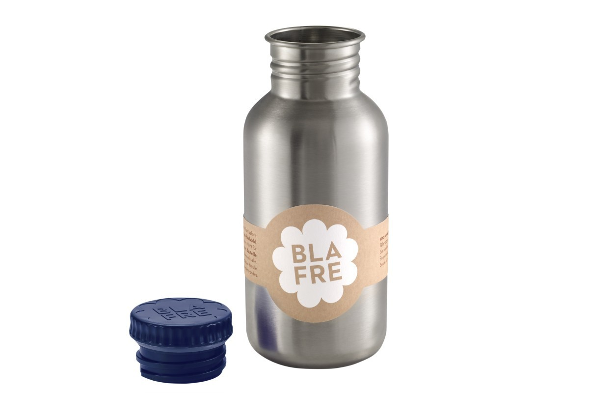 Blafre drinkfles RVS 500ml blauw-7090015483977-34