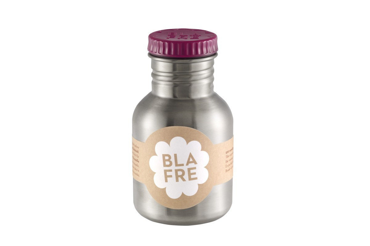 Blafre drinkfles staal 300ml fuchsia-7090015483991-31