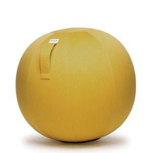 Vluv LEIV Zitbal Mustard 65cm-4260534591023-35