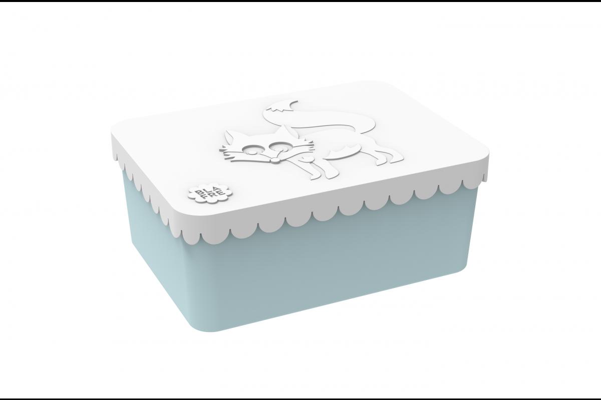 Blafre lunchbox vos wit-7090015484806-35