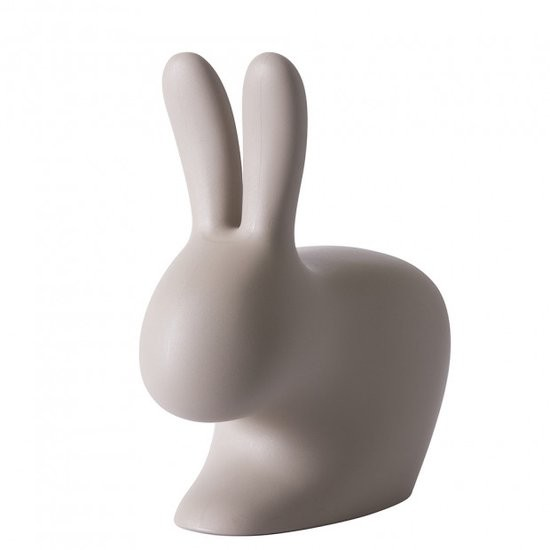 Qeeboo Rabbit Chair Dove Grey-8052049050104-31