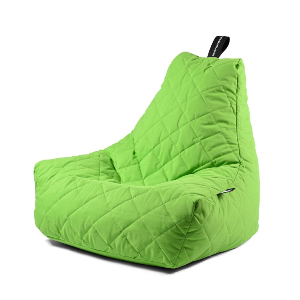 Extreme Lounging b-bag mighty-b Lime Quilted-5060331721734-33