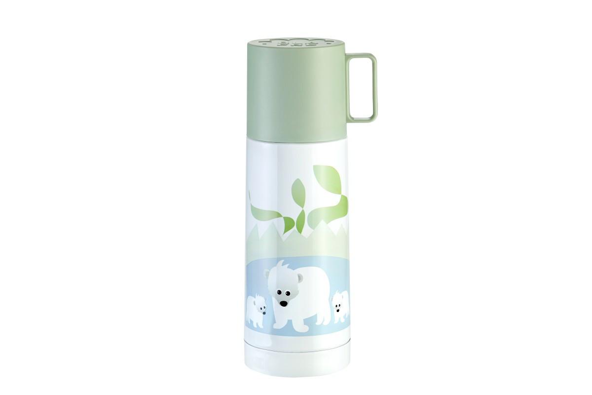 Blafre drinkfles polar bear thermisch 350ml-7090015482086-312