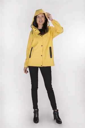 Tanta Regenjas Euri Yellow Dames maat 44 kort model-8434081183635-39