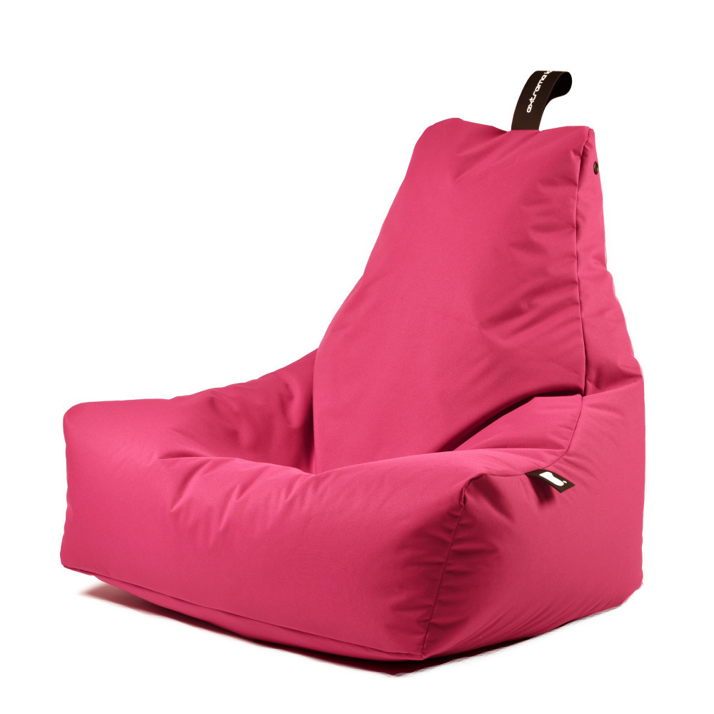 Extreme Lounging b-bag mighty-b Outdoor Pink-5060331721673-32
