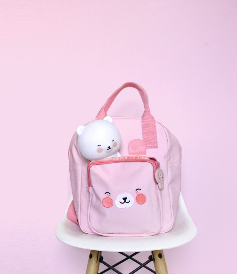 Eef Lillemor rugtas/ backpack faces Bunny-5252112008701-37
