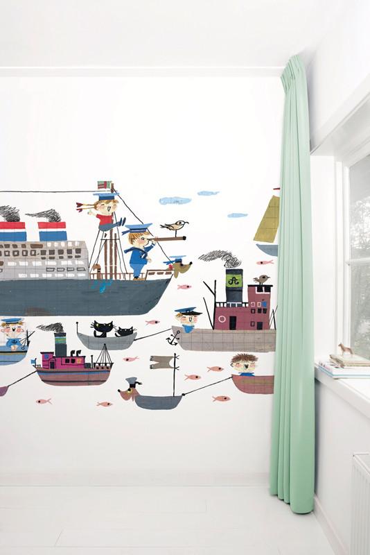 KEK Amsterdam fotobehang Holland Amerika Lijn-8718754016193-31
