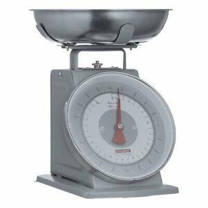 Typhoon Living Keukenweegschaal grijs 4kg-5010853261676-31