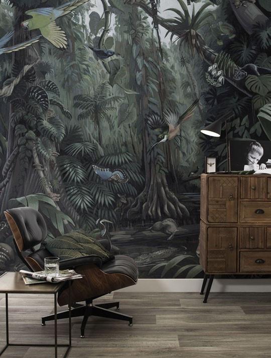 Kek Amsterdam Behang Tropical Landscapes-8719743886797-32