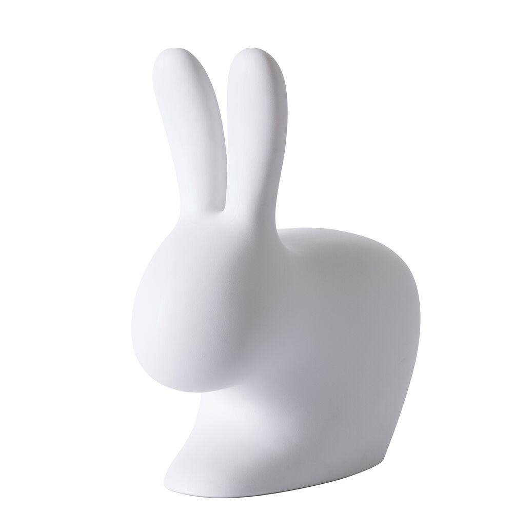Qeeboo Rabbit Chair Light Grey-8052049050111-31