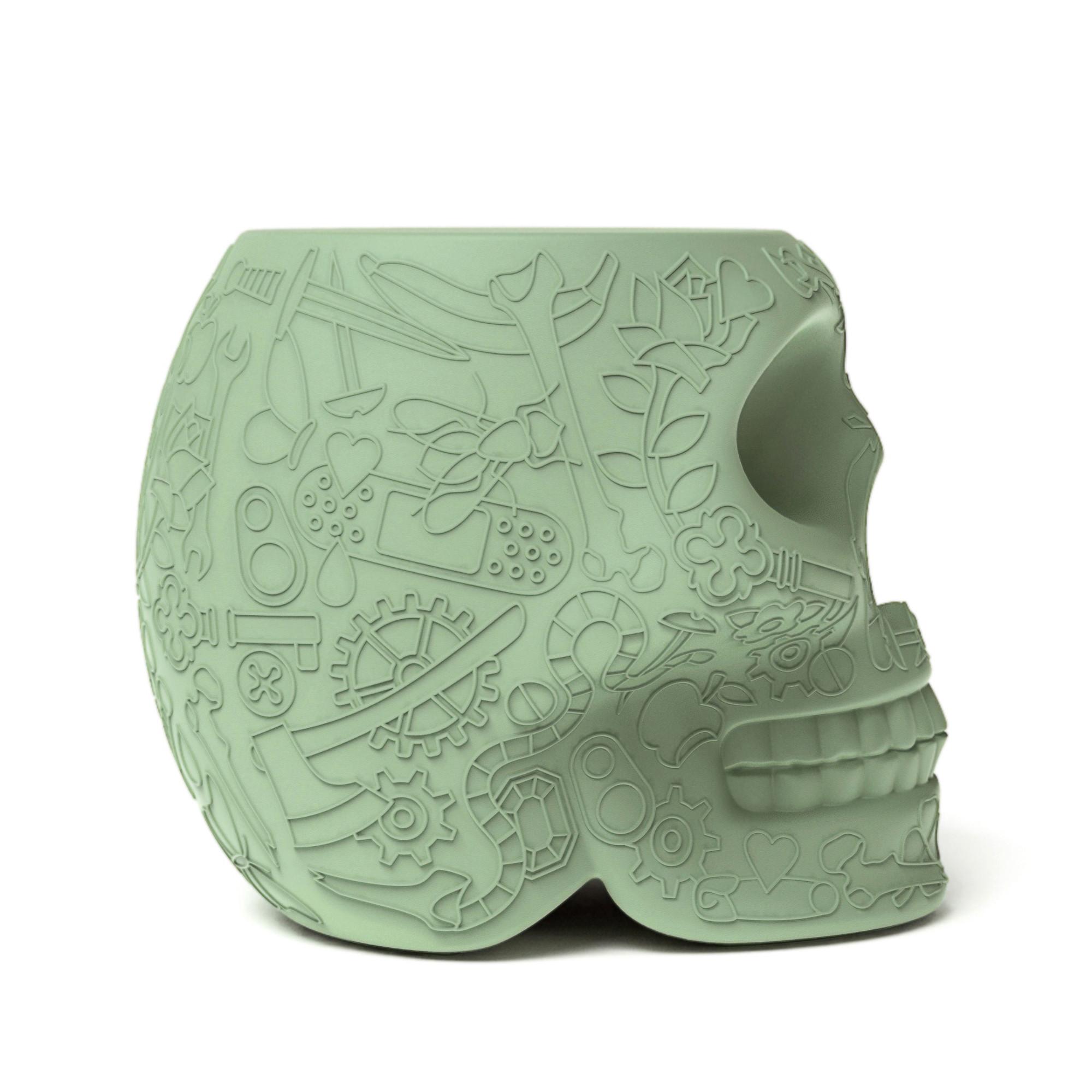 Qeeboo Mexico krukje / bijzettafel Green-8052049050753-31