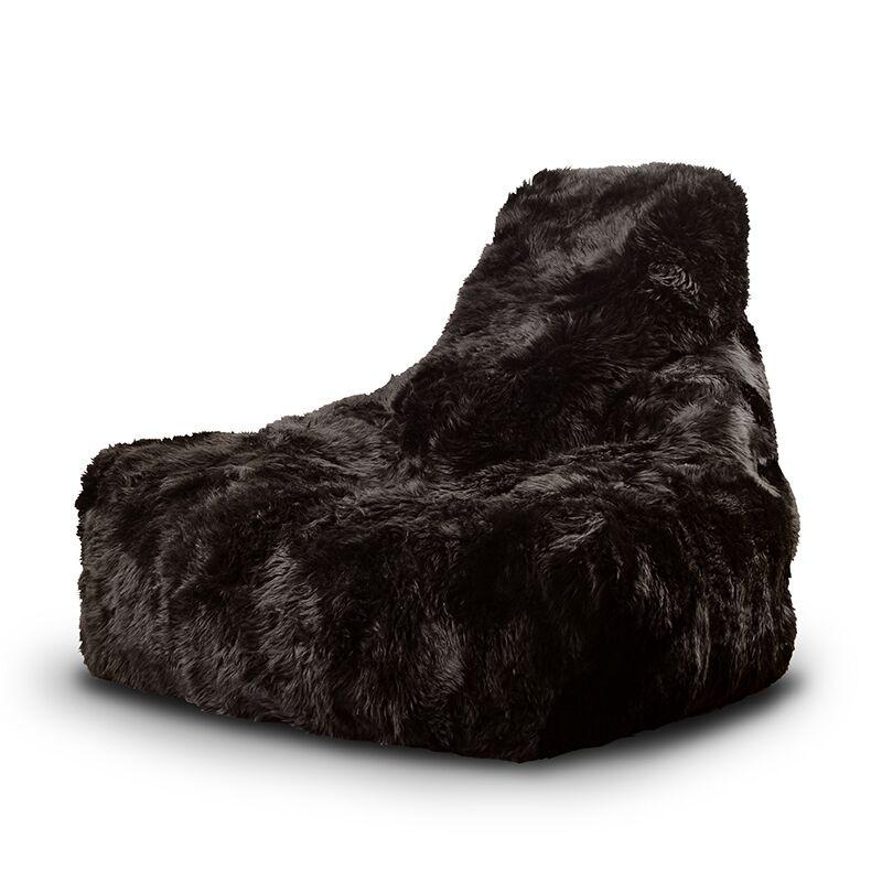 Extreme Lounging b-bag mighty-b Brown Sheepskin FUR-5060331720751-31