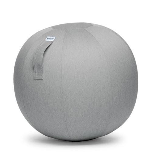Vluv LEIV Zitbal Silver Grey 75cm-4260534591030-36