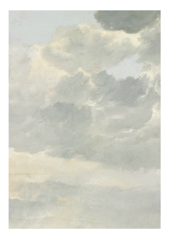 KEK Amsterdam Fotobehang Golden Age Clouds I, 4 vellen-87187540165821-31