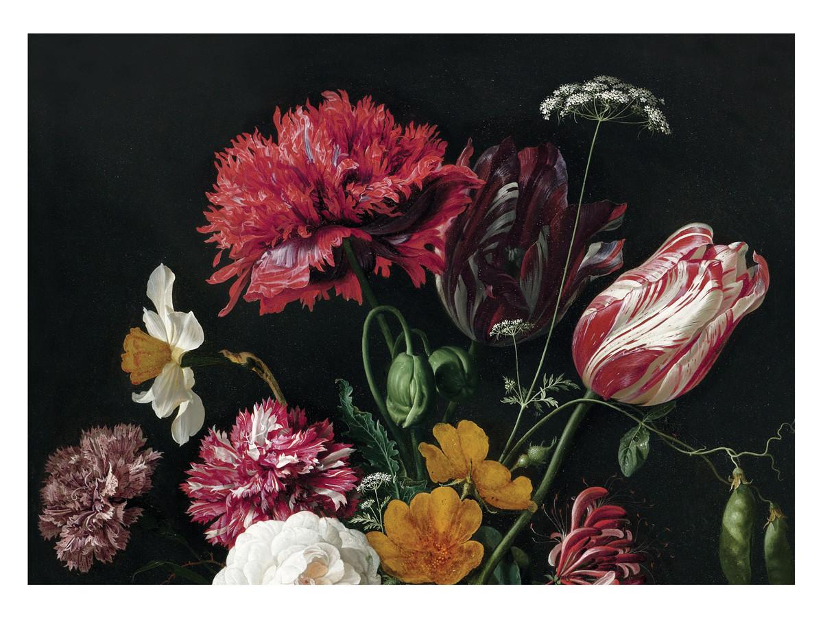 KEK Amsterdam Fotobehang Golden Age Flowers II, 8 vellen-8718754016735-32