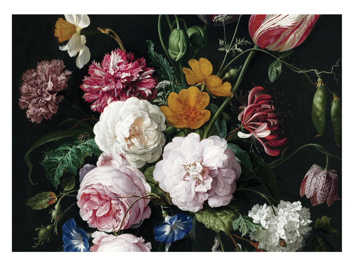 KEK Amsterdam Fotobehang Golden Age Flowers III, 8 vellen-8718754016742-32