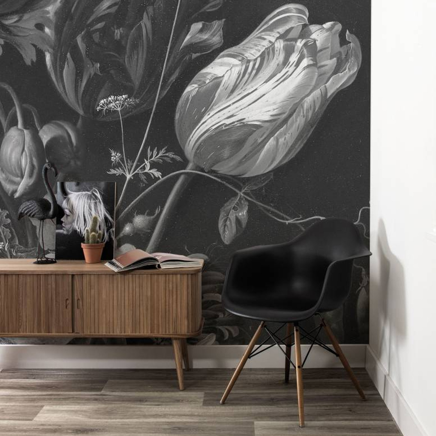 Kek Amsterdam Behang Golden Age Flowers 389.6x280cm-8719743885929-34