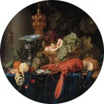 KEK Wallpaper Circle, Lobster diameter van 142,5 of 190 cm-8719743885493-20