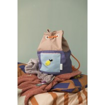 Sticky Lemon Knapsack chocolat au lait | lobby purple | royal orange-5252112027153-20