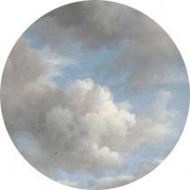 KEK Wallpaper Circle, Golden Age Clouds diameter van 142,5 of 190 cm-8719743885431-20