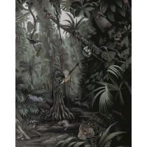 KEK Wallpaper Panel, Tropical Landscape 142,5x180cm-8719743885530-20
