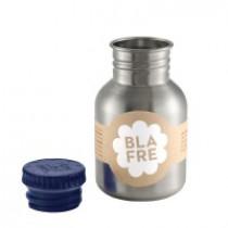 Blafre drinkfles staal 300ml donker blauw-7090015484004-20