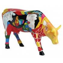 Cow Parade An Hommage to Picowsos African period-4040491463577-20