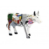 Cowparade Contenedor Cow (Small)-4040491465168-20