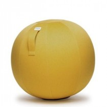 Vluv LEIV Zitbal Mustard 65cm-4260534591023-20
