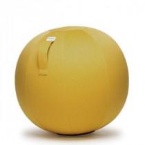 Vluv LEIV Zitbal Mustard 75cm-4260534591078-20