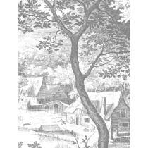 Kek Amsterdam Behang Engraved Landscapes 194.8x280cm-8719743887251-20