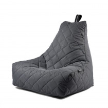 Extreme Lounging b-bag mighty-b Grey Quilted-5060331721802-20