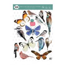 Kek Amsterdam Muurstickers Vogels and Flinders-8718754017893-20
