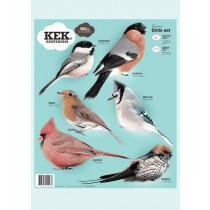 Kek Amsterdam Muurstickers Vogels Set-8718754014397-20