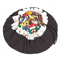 "Play and Go speelkleed/opbergzak ""Black""-5901121400067-20"