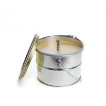 Rustik Lys Buitenkaars Mellow Yellow Bucket 18x14cm-4752046060987-20