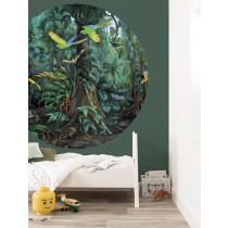KEK Wallpaper Circle, Behangcirkel Tropical Landscape, ø 190 cm-8719743885943-20