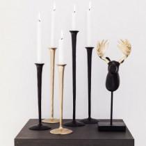 Zelected by Houze Gallery kandelaar zwart 3 stuks-7332586266215-20