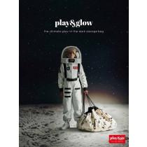 Play and Go speelkleed/opbergzak Ruimte Glow in the dark-4897095300261-20
