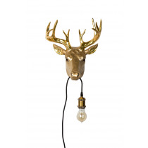 Dieren hanglamp Hert goud-7435109650611-20