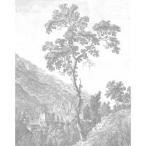 KEK Wallpaper Panel, Engraved Tree 142,5x180cm-8719743885516-20