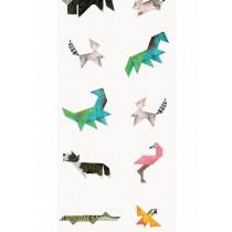 Kek Amsterdam X Martijn van der Linden behang Tangram Animals, 97.4 x 280 cm-8719743880313-20