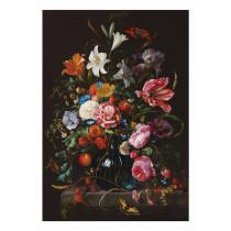 Kek Amsterdam Fotobehang Golden Age Flowers 5, 194.8 x 280 cm-8719743880245-20