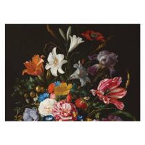 Kek Amsterdam Fotobehang Golden Age Flowers 5, 389.6 x 280 cm-8719743880269-20