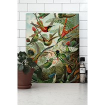 Kek Amsterdam Wood print Exotic Birds, S-8718754019361-20